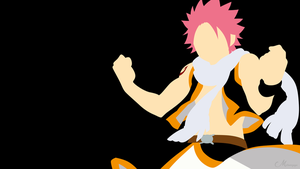 Natsu Dragneel from Fairy Tail by matsumayu