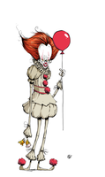 Pennywise by Nekr0ns