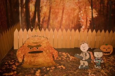My Favorite Fall Memory - Merrel Contest Entry by pogosolo