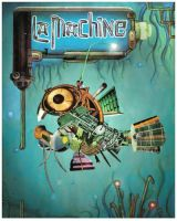 La Machine Concept Poster by bedowynn