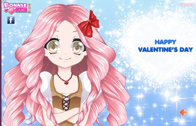 Happy Valentine's Day Contest by princess-sweetflower
