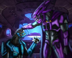 Halo Clairvoyance- Admiration by Guyver89