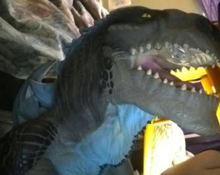 My Zilla Puppet by That-Last-Guardian