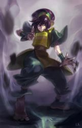 Toph Beifong by kimchii