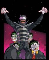 Batman Who Laughs (METAL) by Njns