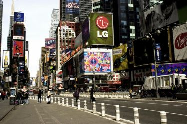 times.square2 by Scazza