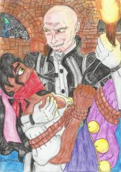 The Xehanort of NotreDame by despairexmachinas