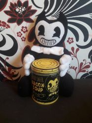 BatIM: Bacon Soup by GingerwithHat