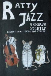 Ratty Jazz by Puppy-eater