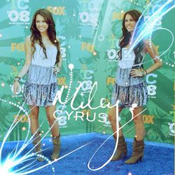 Blend MileyC by YuliBieber