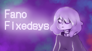 Youtube Banner by FanoFixedsys137