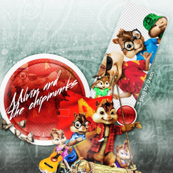 PNG Pack (92) Alvin and the Chipmunks by IremAkbas