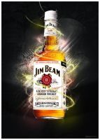 Jim Beam - White by queedo