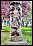Spirit Totem by midnightstouch