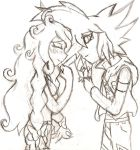 Arc-V: Rose of Hope and...? by NeonNeoz