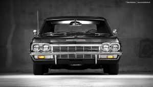 1965 Chevrolet Impala Convertible - Shot 5 by AmericanMuscle