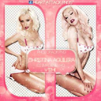 + Photopack Christina Aguilera by AHTZIRIDIRECTIONER