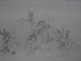 Sonic 1928 part 3 bad photo by battybuddy