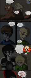 Adventures With Jeff The Killer - PAGE 124 by Sapphiresenthiss