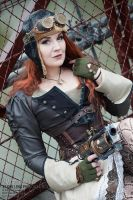 Paris Steampunk 3 by MADmoiselleMeli