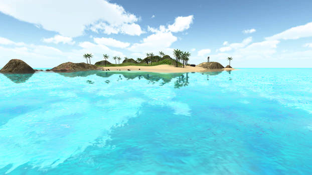 Island view 4 by SuperTheo32