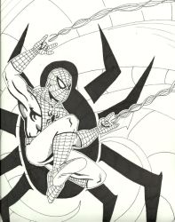 spidey commish by jorgelpagan