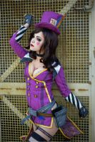 Mad Moxxi by xXxEleanorxXx