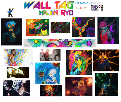Wall Tag Z by x-Majiin