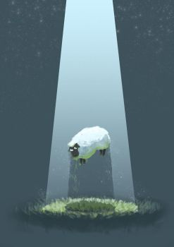 What hapened to the sheep? by nvalchemist