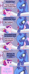 Bath Time by Beavernator