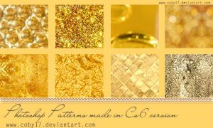 Golden patterns by brenda by Coby17