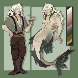 Mermay adopt AUCTION by TheHobbyHorse