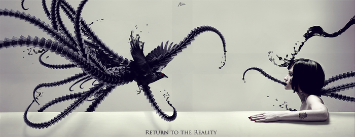 Return To Reality by PericoDesign