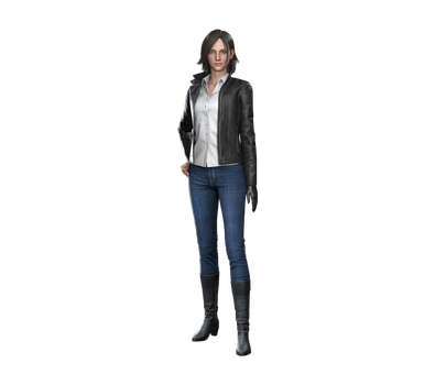 The Evil Within 2 Juli Kidman Render PNG by GamingDeadTv