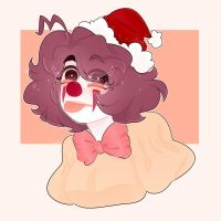 iS THIS SANTA CLOWN RIGHT? by Pandyra
