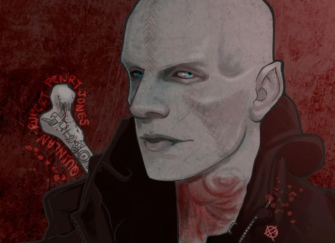 Quinlan by punkypeggy