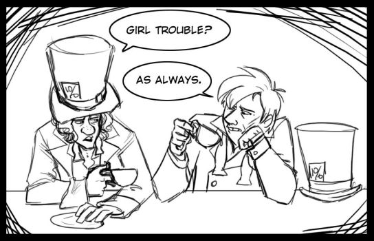 Reg,Jervis-Curse of the Hatter by crumblygumbly