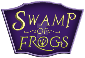 Swamp of Frogs World -the princess and the Frog- by portadorX
