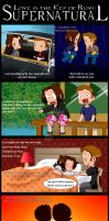 Love in the key of Rumi: Supernatural by KamiDiox