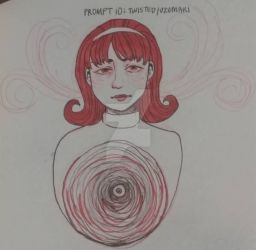10. Twisted Uzumaki by LavenderNeko621