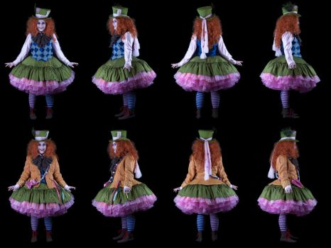 Mad Hatter - 360 by kirilee