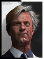 TDK--Two-Face by Dorothy-T-Rose