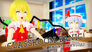 Classroom Panic! [Motion Download] by MisterZero83