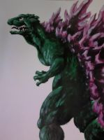 Godzilla 2000 by fairy-mothra