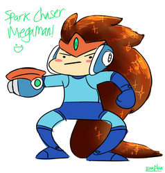 Spark Chaser Megamna by Exaflux