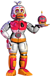 C4d | Funtime Chica [OFFICIAL] | Finished by The-Smileyy