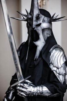 Witch king of Angmar by LinaliaVII