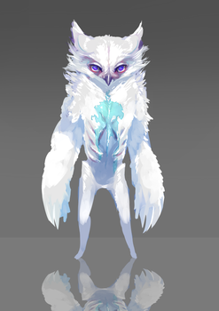 White Taum by Happy-sorry