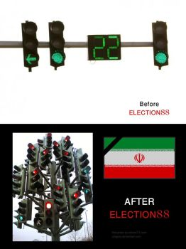 Before-After ELECTION88 by zingool