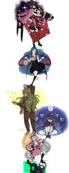 V3 Collabs!(finished) by DemonGoatKid